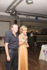 С женой на свадьбе друга:)