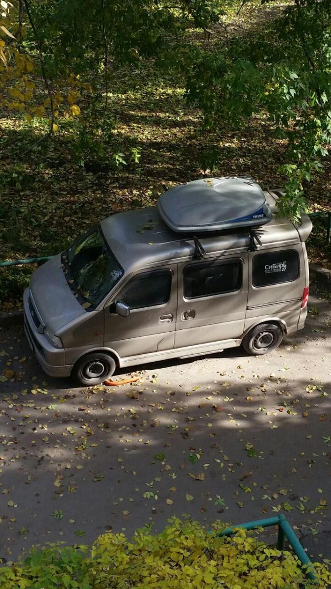 Авто для поездки в Умреву :)