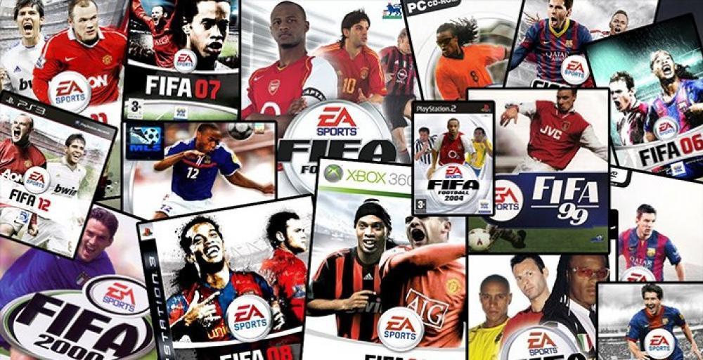Почему именно серия FIFA от EA SPORTS - говно